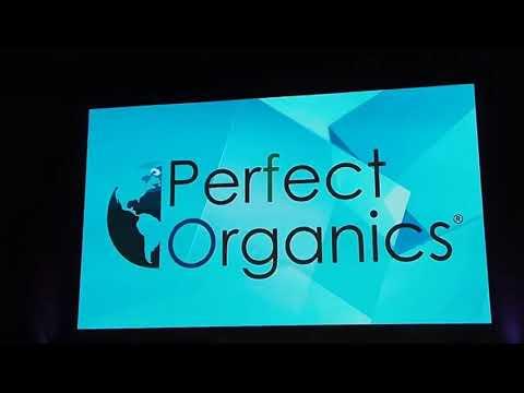В.И.Петрик Выступление на форуме компании PERFECT ORGANICS