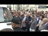 В Москве прощаются с журналистом Орханом Джемалем, убитым в ЦАР