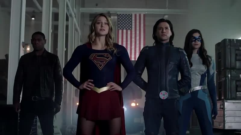 Supergirl / Супергерл — 4x13 «Что забавного в истине, справедливости и американском пути?» [Промо]