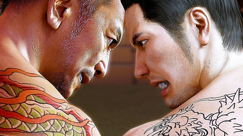 Yakuza 6: The Song of Life All Cutscenes Movie (龍が如く6)