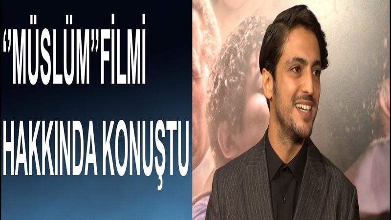 Taner Ölmez Müslüm Filmi İçin Açıklamalar Yaptı