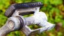 Не выбрасывайте старую педаль от велосипеда! Крутая идея для самоделки