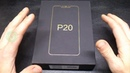 236. НОВИНКА! CUBOT P20 4G Phablet - бюджетник с топовыми характеристиками