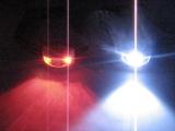 R3+2LED Red light + White light 4 Mode High power 300 Lumen Flashlight Head Torch Headlight AAA Head Lamp Lantern Fishing