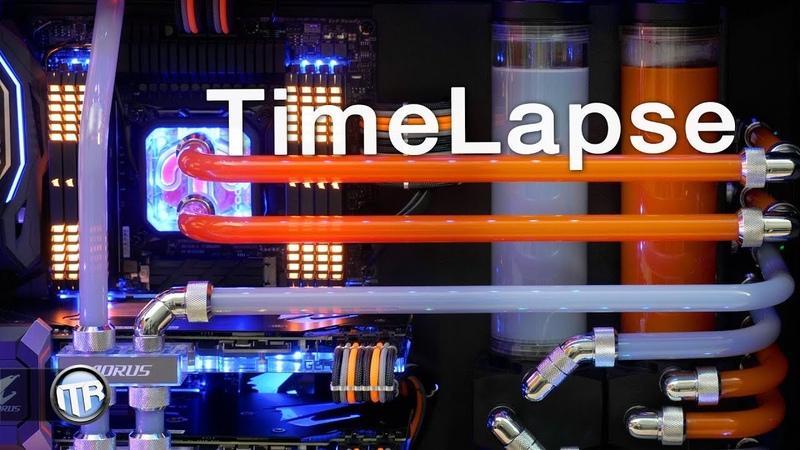 Corsair 1000D 10.000€ PC - Time Lapse Build
