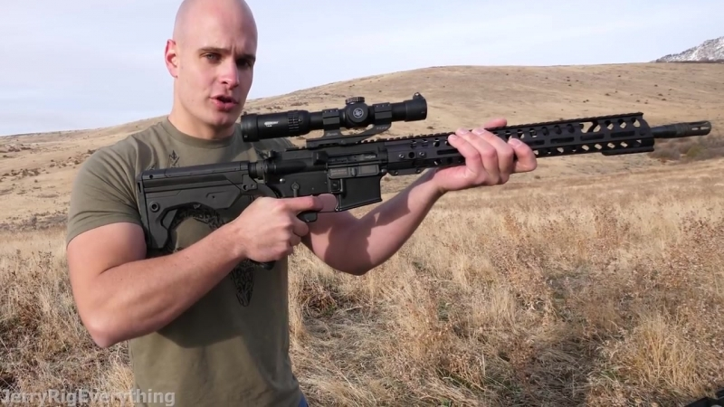 How to legally(U.S) modify semi-automatic weapon into fully-automatic