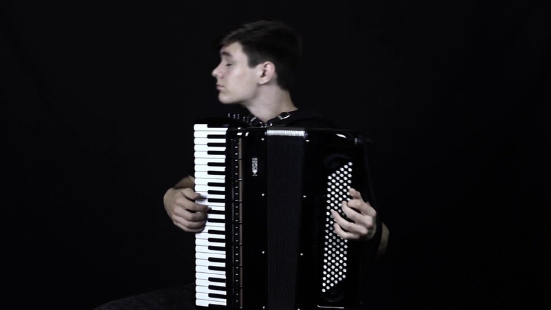 Bach: Two-Part Invention No.1 C-dur. Accordion.