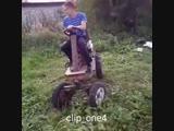 Трактор из мотоблока - Глаза боятся - руки делают