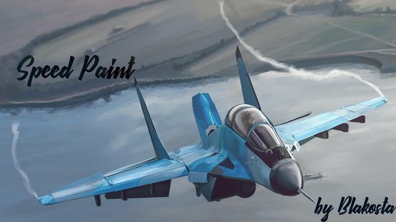 Speed paint Mig 35
