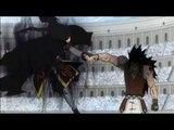 Natsu &amp Gajeel VS Sting &amp Rogue (Нацу и Гажил vs Стинг и Роуг)