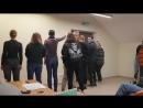 Пэрфоманс групы па Мове й мысьленьню пана Марціновіча 2018 ЭГУ ЕГУ EHU European Humanities University