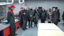 Мебельный цех торжественно открыли в Молотковичской школе интернате