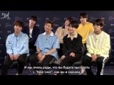 [RUS SUB][18.05.18] BTS Gets Real About Their New Album @ J-14 Magazine