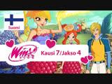 Winx-klubi: Kausi 7, Jakso 4 - «Universumin enimmäinen väri» (Suomi)