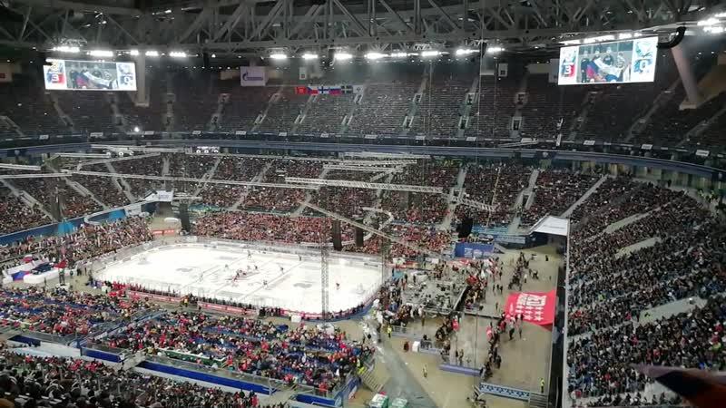 Хоккей Россия-Финляндия 16.12.2018_1