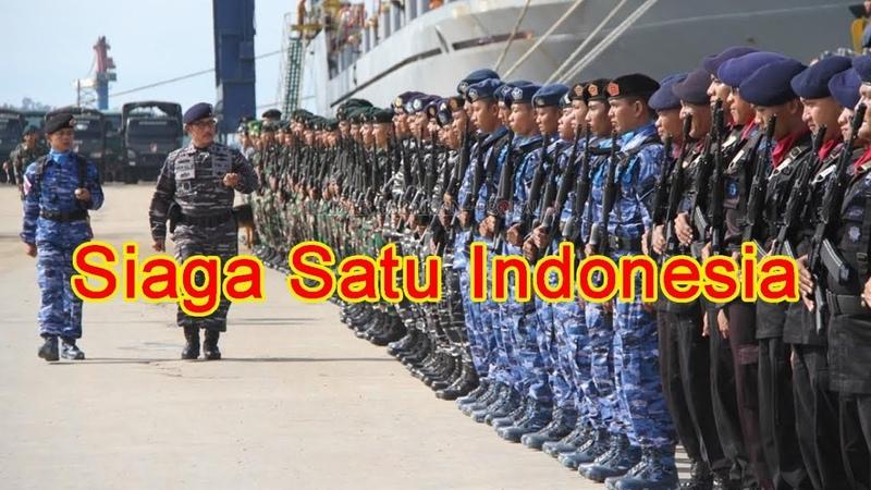 Siaga 1 di Seluruh Indonesia pada 21 25 Mei