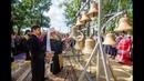 Освящение колоколов для Свято-Георгиевского храма г. Измаила