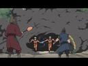 Наруто, Неджи и Тентен против Гамеру и Кусуне Аниме Наруто