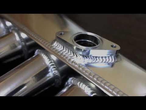 Коллектор впускной фрезерованный Toyota 2jz-gte