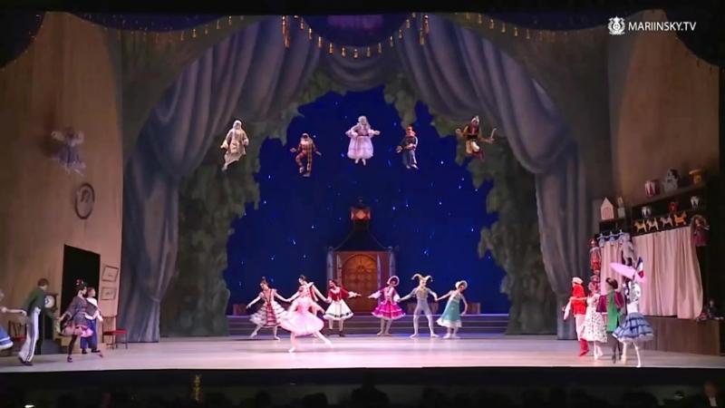 2016-10-30 Fairy Doll, Sevenard, Mikheev, Frame, Bulanova, Truevtseva, Ionova, Juusela, Vaganova Academy at Mariinsky