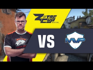 Virtus.pro vs MVP PK. Bo3. ZOTAC Cup Masters 2018
