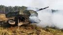 35mm Anti-Aircraft Twin Gun Live Fire