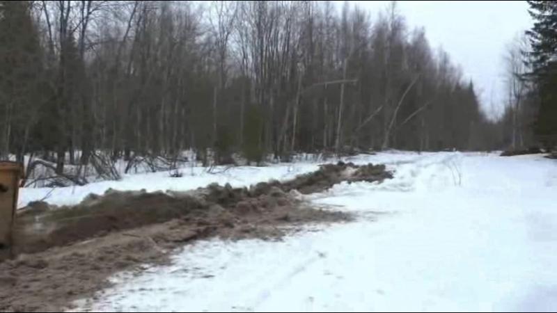 По Чаньве и Яйве в мае Земля Пермский Край Music by Paul Simon Часть 1