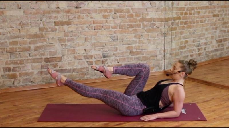 POWER PILATES- kompletny trening całego ciała