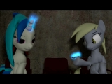 Vinyl Scratch-Queue SFM MLP