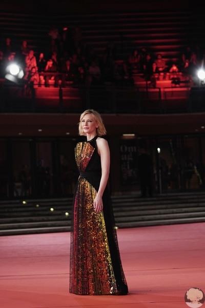 Кейт Бланшетт посетила премьеру фэнтези фильма