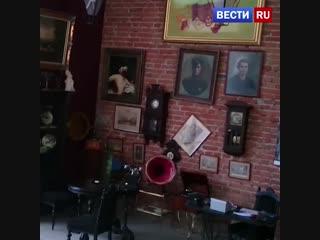 Паранормальная активность в одной из галерей Краснодара попала на камеру видеонаблюдения