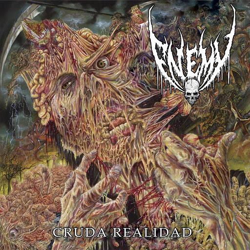 Enemy альбом Cruda Realidad