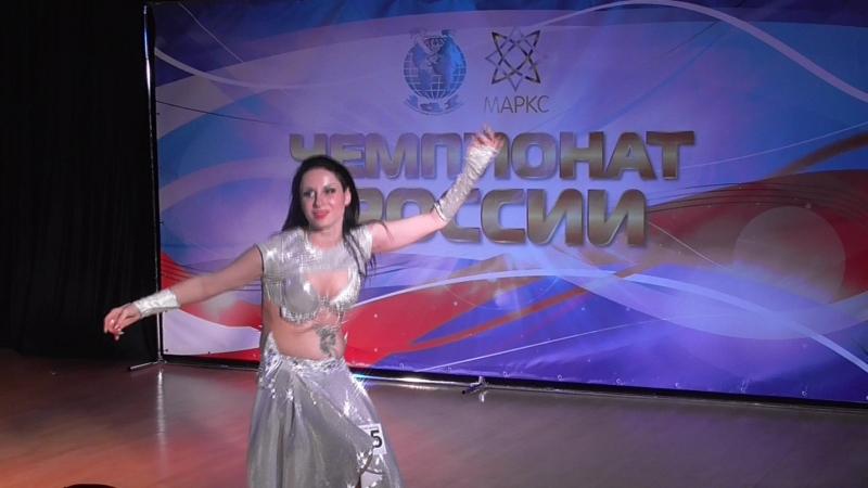 Чемпеонат России 2018 Свободная котегория