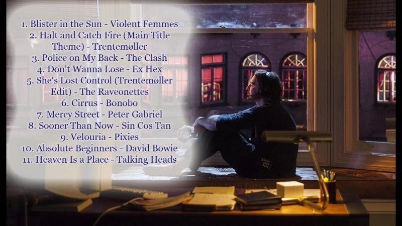 Halt and Catch Fire Season 4 Soundtrack list