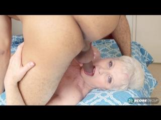Jewel. Молодой осуществил с бабулей все свои сексуальные фантазии. Mature Woman Granny Mom Mommy Mother Young Cock Dick Hardcore