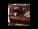 Her laugh sounds like a scared scream but it's just a laugh don't worry » Vine By Jenna Joseph