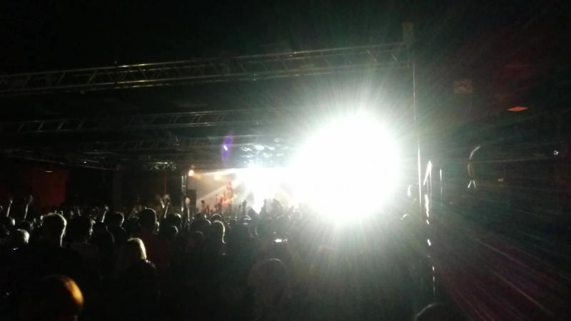 HaleStorm - Here's to us (Saint-Petersburg 15.09.18)