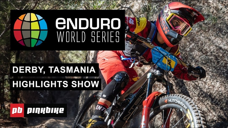 EWS Tasmania Full Highlights 2019 - Round 2