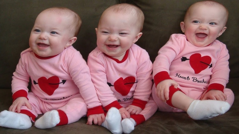 Triplet Babies Making Noises | FUNNY Vines Compilation
