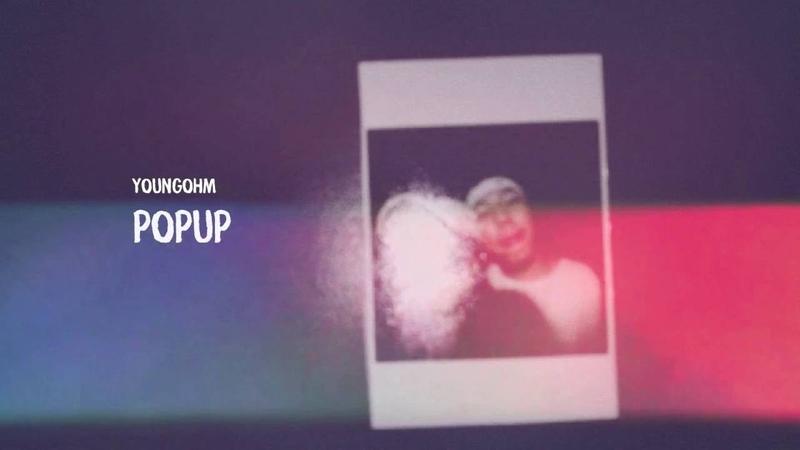 YOUNGOHM POPUP mixtape