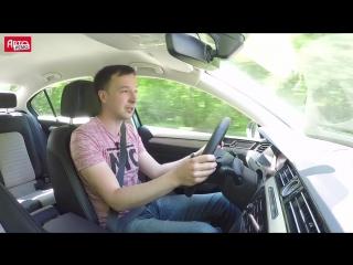 Новая Toyota Camry управляется лучше, чем Volkswagen Passat