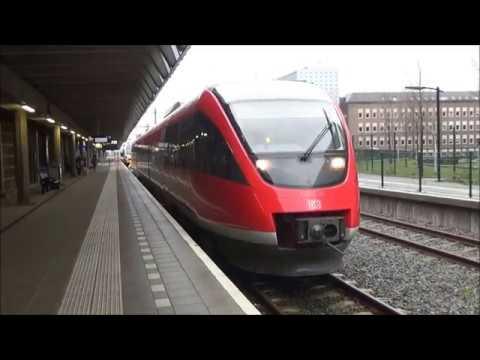 Treinen in Enschede