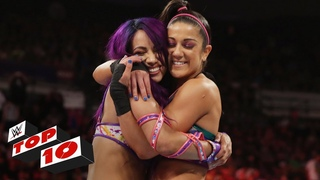 Top 10 Raw moments: WWE Top 10, July 23, 2018