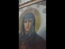 Proplakala ikona Svete Petke