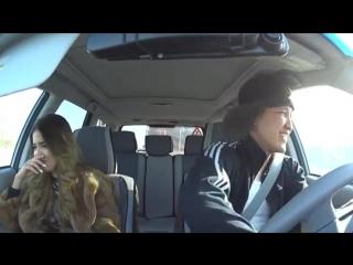 ШОК! Таксист қазақ қызын... _ Таксист довел казашку до истерики! Астана пранки