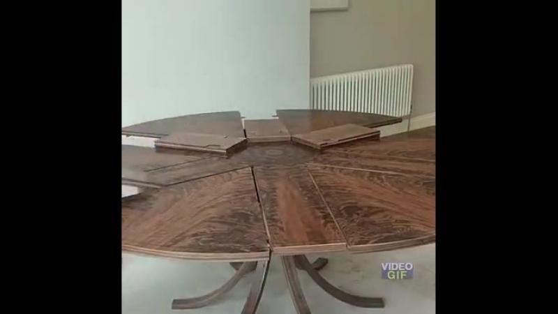 Крутой стол.