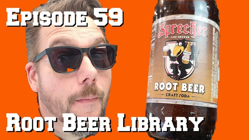 Sprecher Root Beer a Truly Old Fashioned handcrafted Root Beer