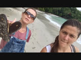 Приключения сестрёнок в Коста-Рике