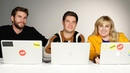 Liam Hemsworth, Rebel Wilson, and Adam Devine Take A BuzzFeed Quiz