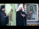 Слово митрополита Ферапонта в день 5-летия архиерейской хиротонии